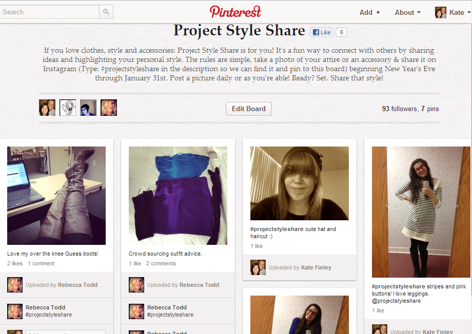 KateUpdates Project Style Share